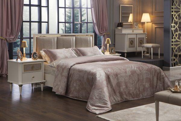 Спальня MISTRAL купить в салоне-студии мебели Барселона mnogospalen.ru много спален мебель Италии классические современные