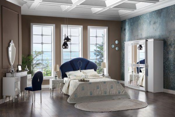 Спальня Baron купить в салоне-студии мебели Барселона mnogospalen.ru много спален мебель Италии классические современные